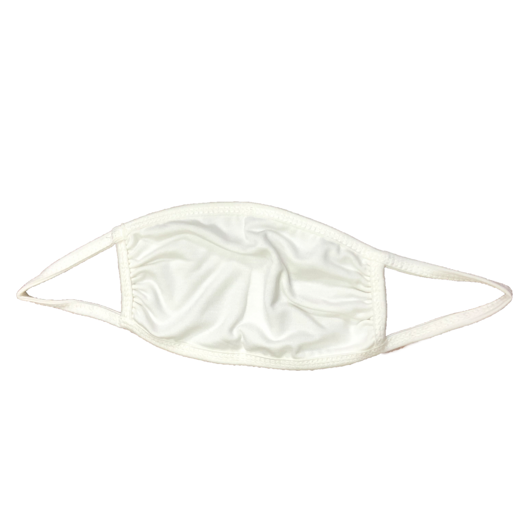 Solid Color Mask-Cream