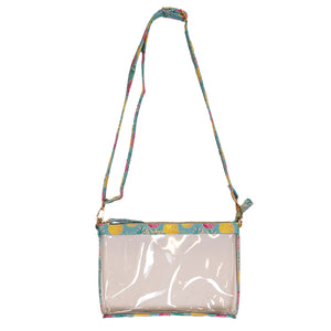 Simply Southern Pineapple Clear Crossbody