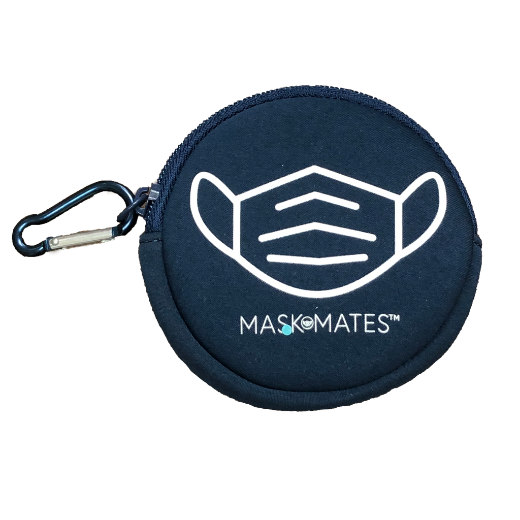 Mask Mate-Mask Case-Blue