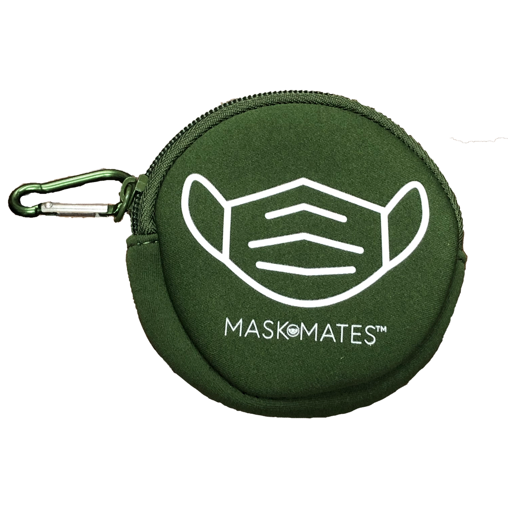 Mask Mate-Mask Case-Green