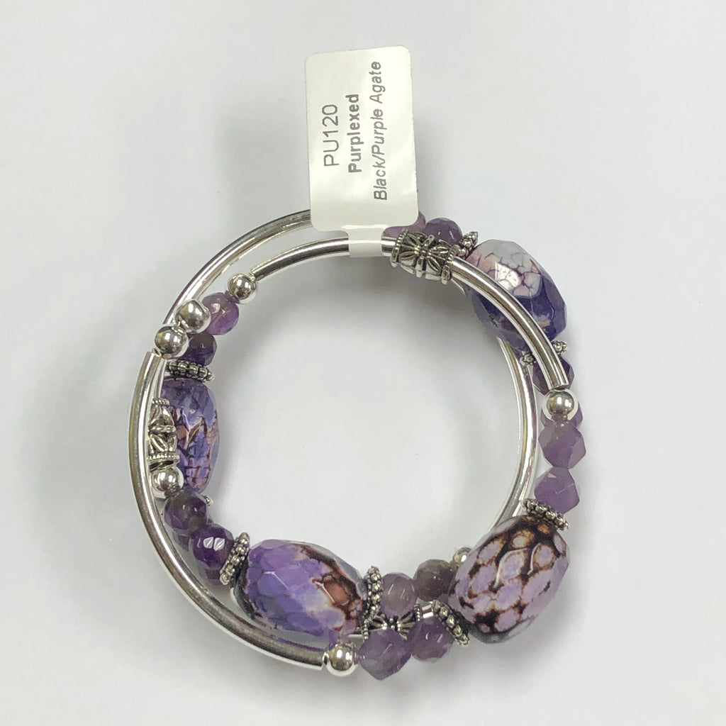 Crazy Girl Bracelet-Purplexed