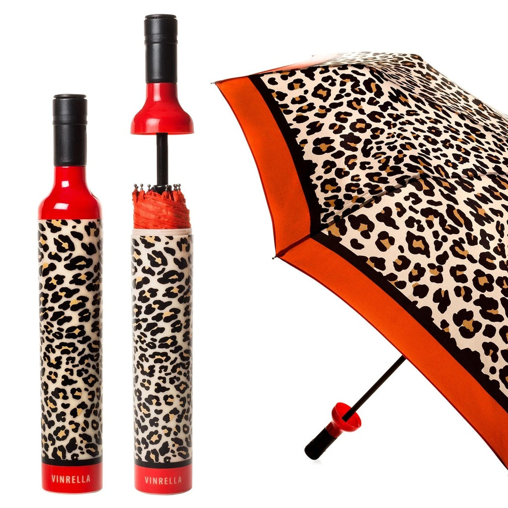 Vinrella Leopard Umbrella