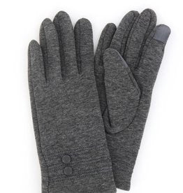 Jack and Missy Grey Gloves