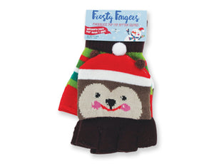 Frosty Fingers Youth Gloves-Sloth