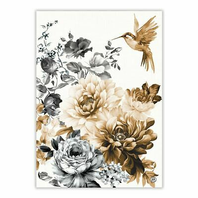 Michel Design Gardenia Tea Towel