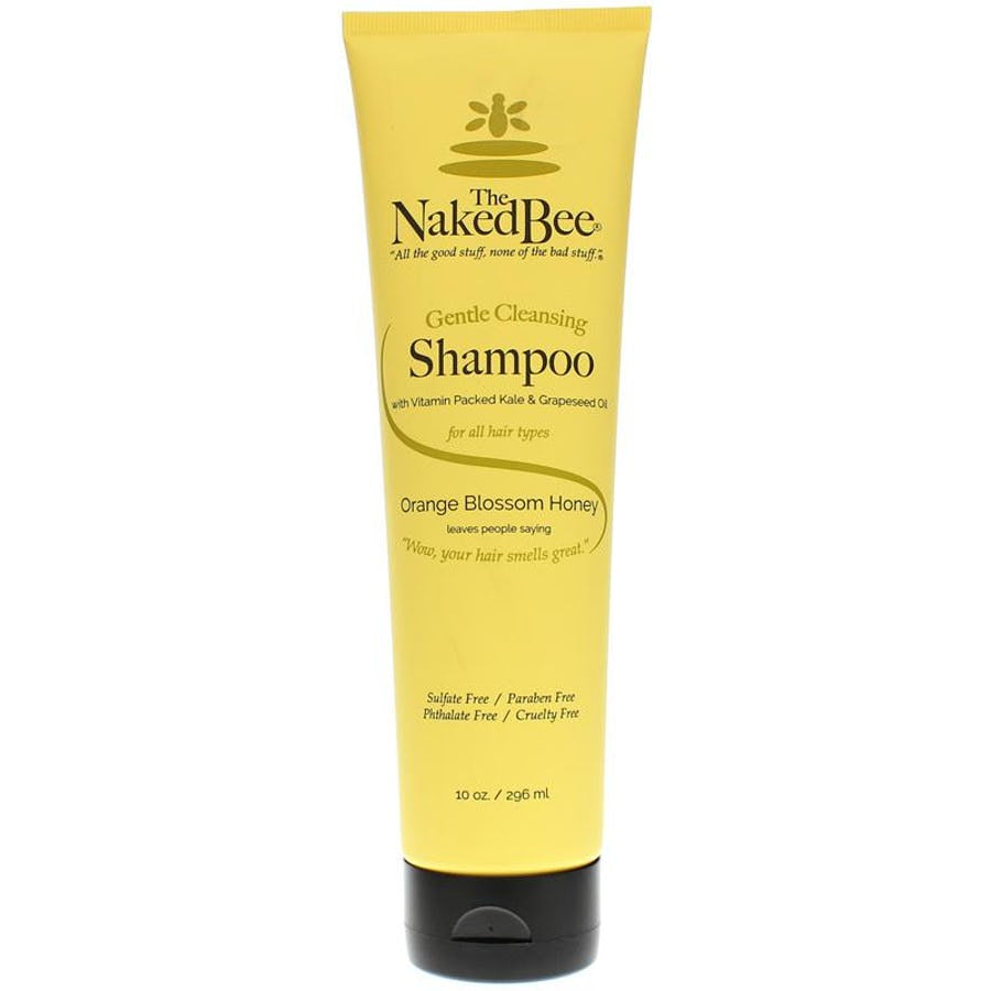 Naked Bee Orange Honey Blossom Shampoo