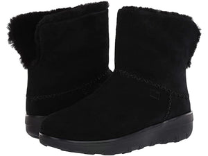 FitFlops Mukluk Shorty Boot-Black
