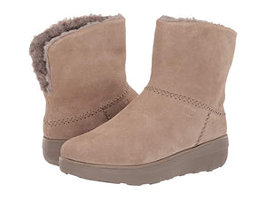 FitFlops Mukluk Shorty Boot-Desert Taupe