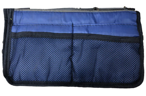 Cosmetic Bag-Blue