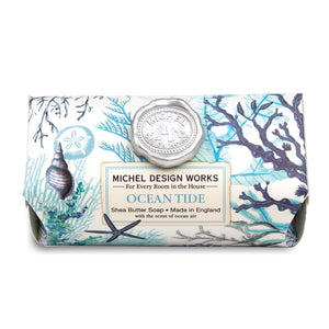 Michel Design Works Ocean Tide Bar Soap