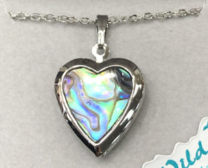 Wild Pearle Jewelry Heart Locket