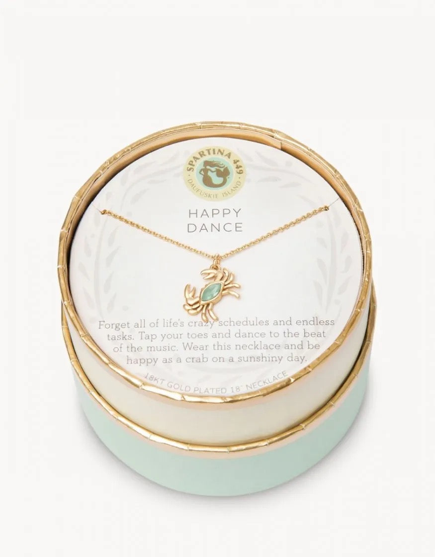 Spartina Happy Dance Necklace