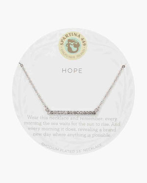 Spartina Hope Necklace