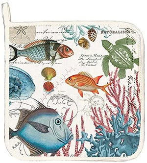 Sea Life Pot Holder