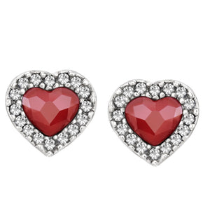 Luca + Danni Heart Earrings