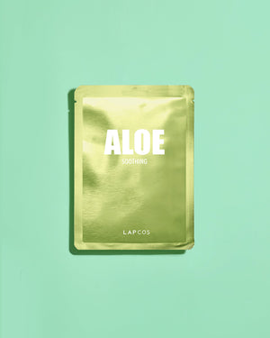 LAPCOS DAILY SHEET MASK ALOE