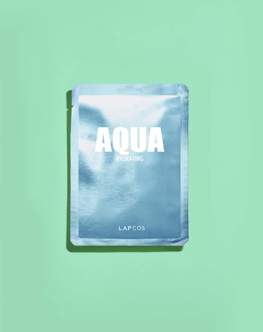 LAPCOS DAILY SHEET MASK AQUA