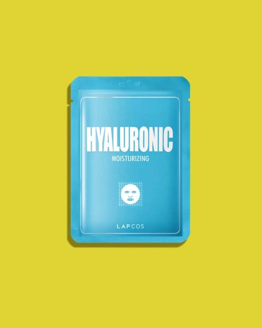 LAPCOS DERMA SHEET MASK HYALURONIC