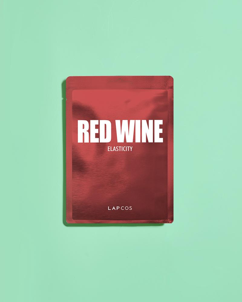 LAPCOS DAILY SHEET MASK RED WINE