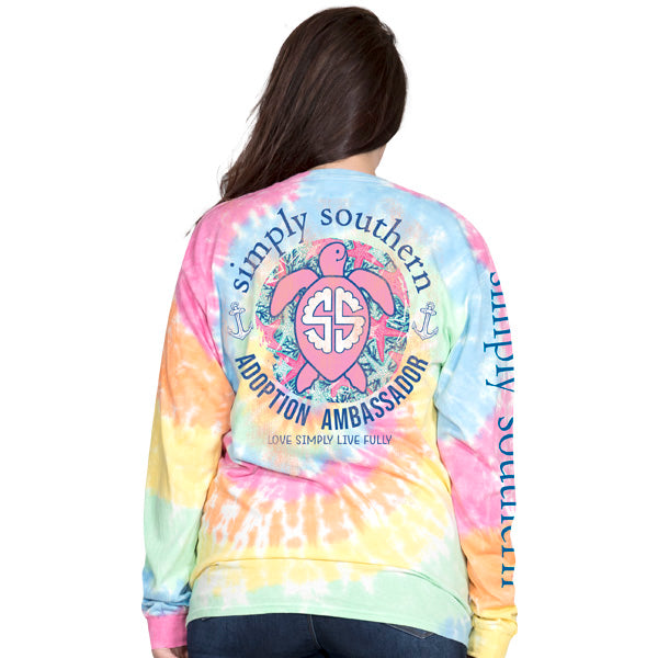 Simply Southern Ambassador Long Sleeve T-Shirt