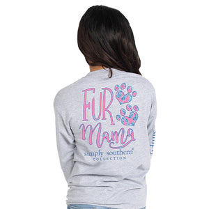 Simply Southern Fur Long Sleeve T-Shirt