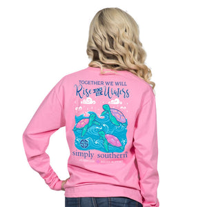 Simply Southern Hurricane Relief Long Sleeve