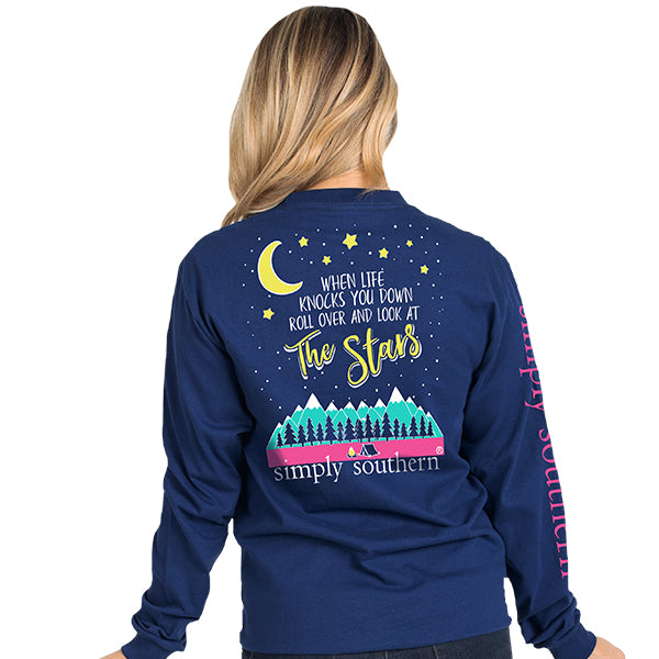 Simply Southern Stars Long Sleeve T-Shirt
