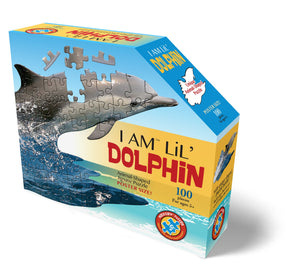 Dolphin Puzzle (100pc)