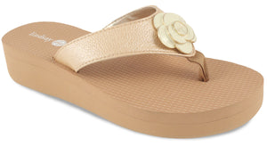 Lindsay Phillips Allie Tan Snap Shoe