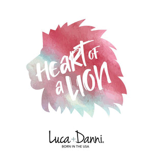 Luca + Danni Lion Design