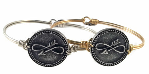 Embrace The Journey Luca and Danni Bangle