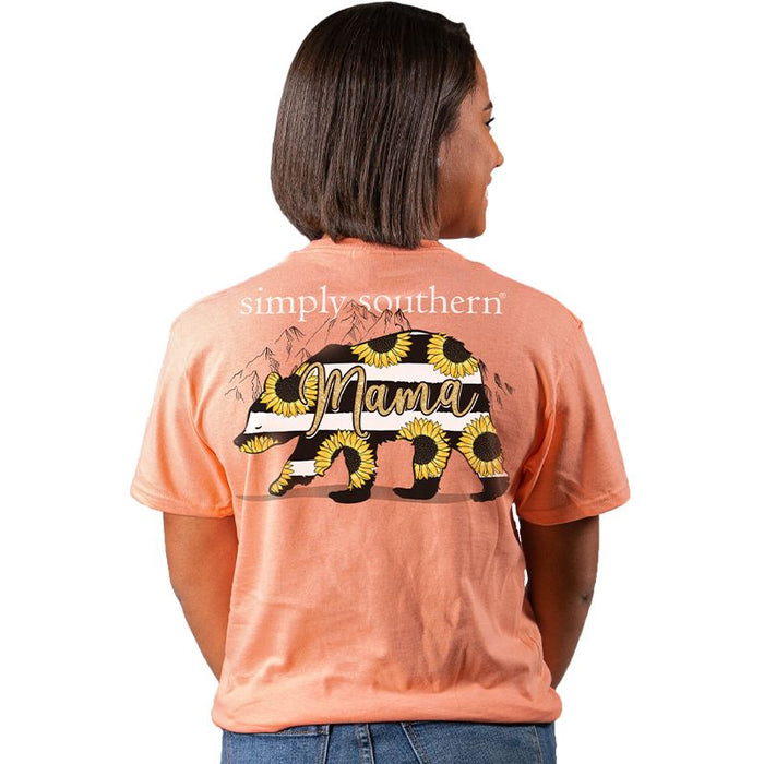 Simply Southern Beach Mama Bear T-Shirt