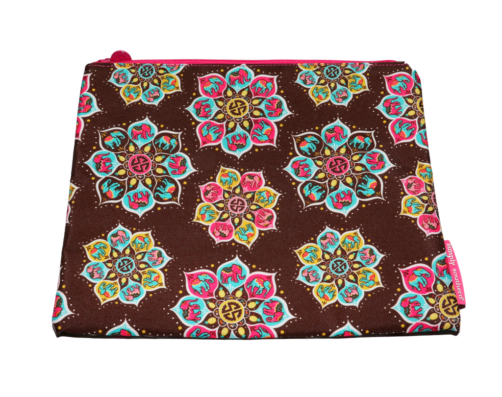 Simply Southern Mandala Brush Bag
