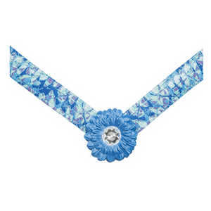 Lindsay Phillips Blue Flower Martina Strap