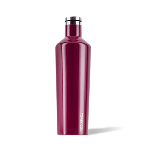 Gloss Merlot 25oz Corkcicle Canteen