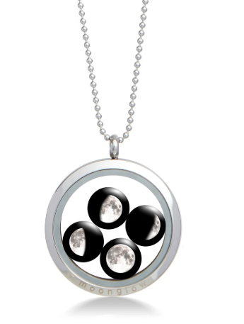 Locket with Necklace (Large)