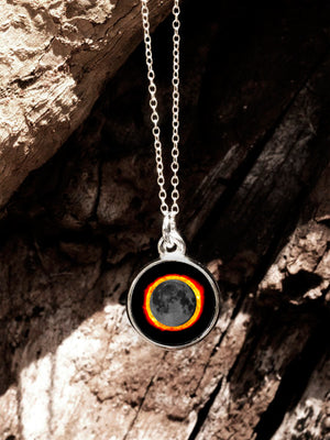 Moonglow Jewelry Solar Eclipse