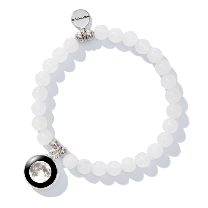 Moonglow Moonstone Bracelet