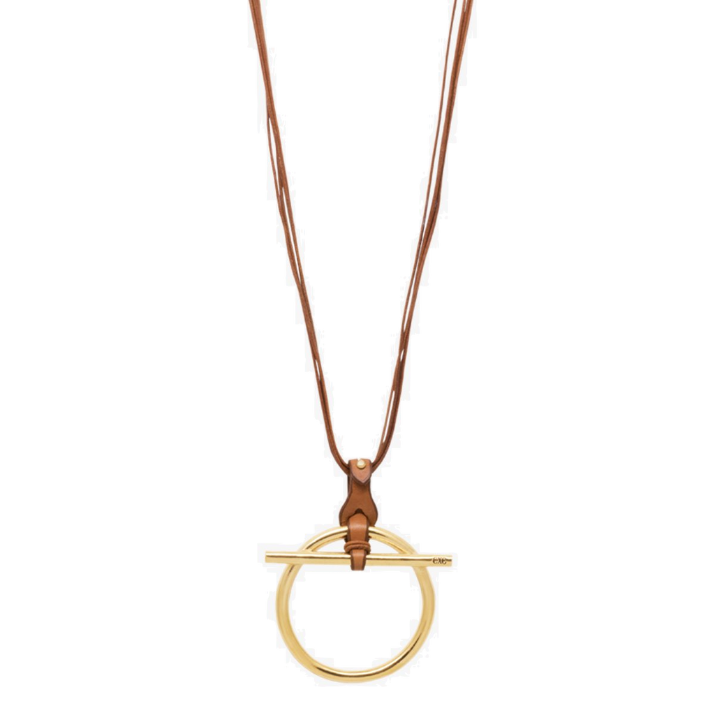 CXC - Necklace N0057 - Gold Plated