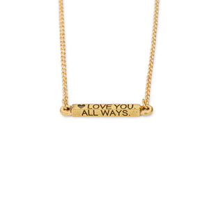 Be You Necklace - Luca + Danni
