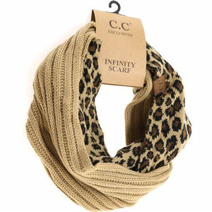 Double Scarf-Leopard and Camel