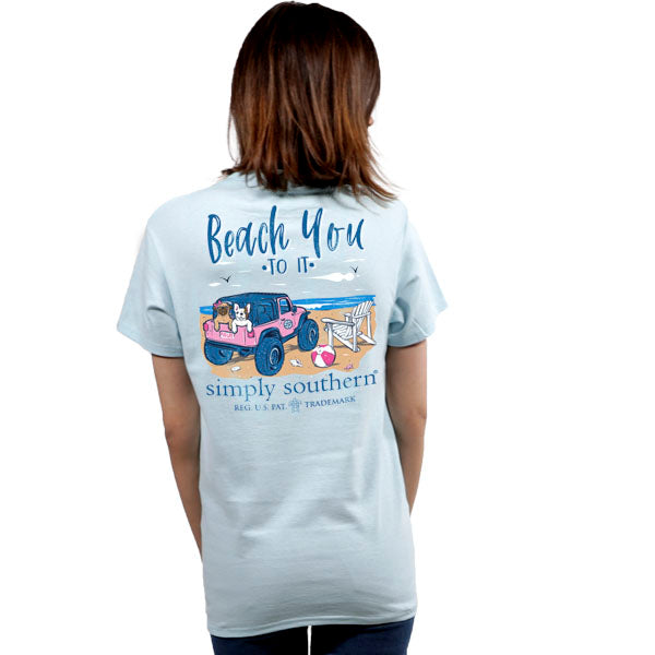 Simply Southern Beach You T-Shirt