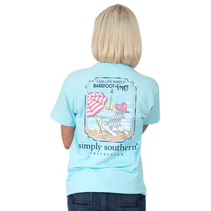 Simply Southern Live Life Simply T-shirt