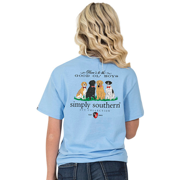 Simply Southern Preppy Boys T-shirt