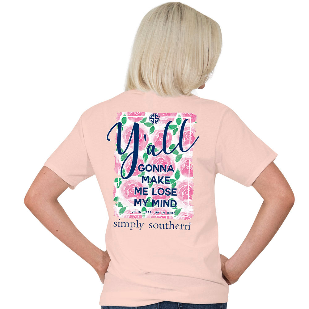 Simply Southern Preppy Y'all Gonna T-shirt