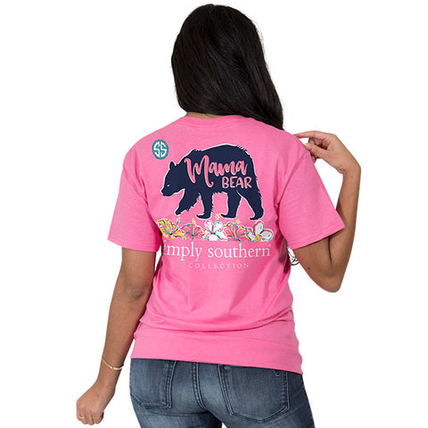 Simply Southern Mama Bear T-shirt