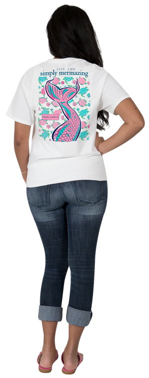 Simply Southern Mermaid T-shirt