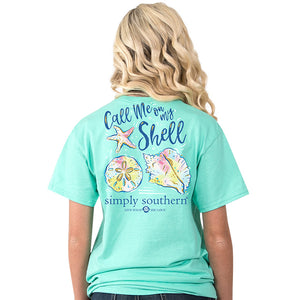 Simply Southern Preppy Shell T-Shirt