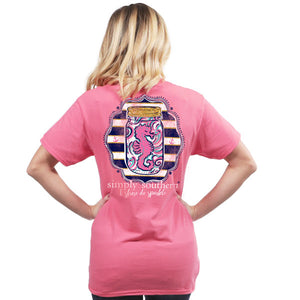 Simply Southern Preppy Shore T-Shirt