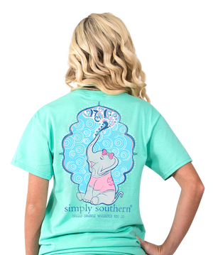 Simply Southern Preppy Spread T-Shirt